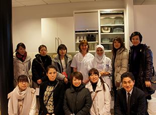 スウェーデン歯科研修2012年11月16日(金)~11月22日(木)