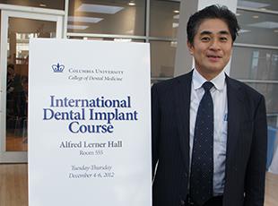 ニューヨークにてコロンビア大学コース、ICOI(国際インプラント学会)出席しました