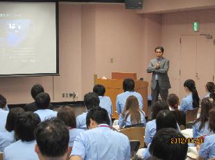 日本大学松戸歯学部にて脇田院長が臨床教授として講義を行いました