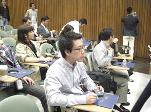 仲村先生がUCLAでの卒後コースに参加致しました