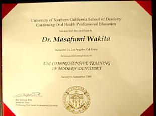 南カリフォルニア大学ジャパンプログラムコースを卒業しました。