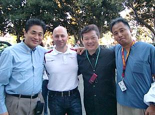 南カリフォルニア大学ジャパンプログラム 卒業式