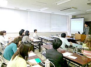 県立学校保健会県央地区支部研究大会で講演いたしました。