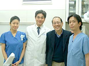 USC補綴科臨床教授のマーチャク先生がわきた歯科医院に来訪いたしました