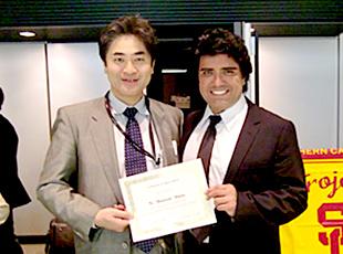 南カリフォルニア大学(USC)ジャパンプログラムに参加しました。