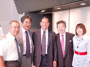 南カリフォルニア大学ジャパンプログラムに出席しました。