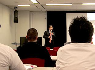院長がノーベル・バイオケアジャパン株式会社の「インプラントStep-up Course」講師として講演会を行いました。