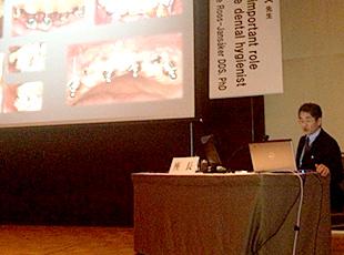 2014年2月8,9日と第33回関東甲信越支部日本口腔インプラント学会にて座長を務めてまいりました。
