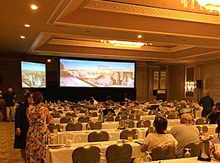 7月の1日から4日までハワイにてUCLAのシンポジウムに中原先生が参加されました。