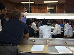 8月1日より6日まで、中原先生がグアテマラのNFU大学にて研修を行いました。