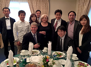 2015年3月8日(日)~9日(月)にUCLAで行われたCEサティフィケート・ プログラムに脇田院長、中原先生、松井先生が参加してきました。