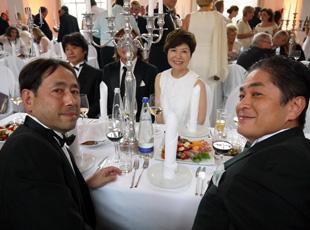 2015年7月22日~26日  脇田院長と中原先生がドイツで行われたクインテッセンス社主催の世界中の歯科医師1400名を集めたパーティーに招待され参加してきました。