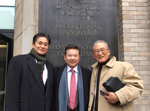 12月7日(月)午後~12月12日(土)まで、脇田院長はコロンビア大学で行われるICOIの指導医研修プログラムに参加しました。