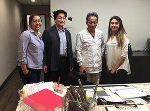 2016年3月7日~3月11日まで脇田院長は、アメリカロサンゼルスにあるUCLA卒後プログラムに参加しました。