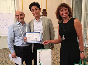 2016年7月21日~24日まで脇田院長は、ドイツミュンヘンで行われたクインテッセンス出版社会長の誕生日パーティーに招待され参加し、その後ズッケーリ先生のセミナーにも参加しました。
