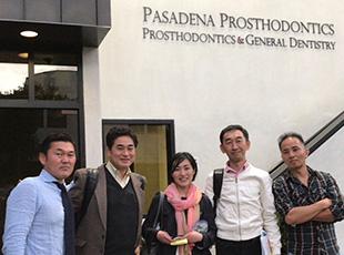 JDID衛生士コース デンタルオフィス見学(ロサンゼルス) 2017年3月5~7日